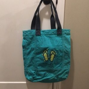 Life is good tote, like new.
